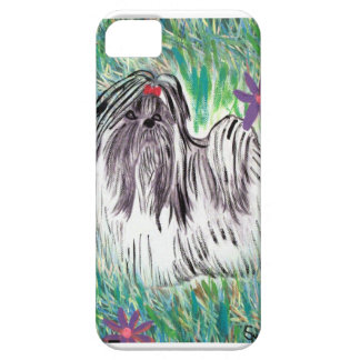 Shih Tzu Barely There iPhone 5 Fodral