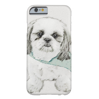 Shih Tzu Barely There iPhone 6 Fodral