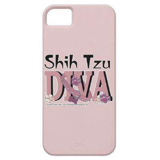 Shih Tzu DIVA iPhone 5 Skal