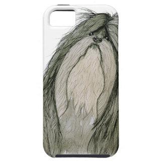Shih Tzu hund, tony fernandes iPhone 5 Case-Mate Skal