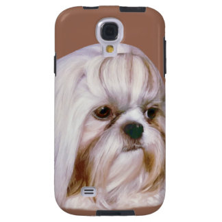 Shih Tzu hundanpassade Galaxy S4 Fodral