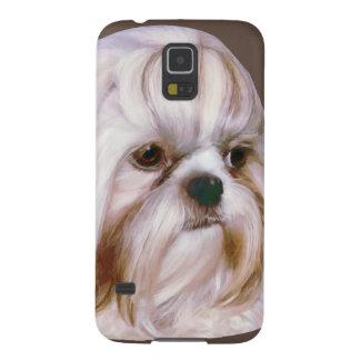Shih Tzu hundanpassade Galaxy S5 Fodral