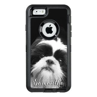 Shih Tzu hundOtterbox mobilt fodral