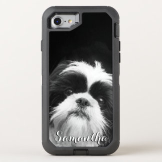 Shih Tzu hundOtterbox telefon OtterBox Defender iPhone 7 Skal