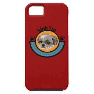 shih Tzu iPhone 5 Case-Mate Cases