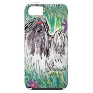 Shih Tzu iPhone 5 Case-Mate Fodral