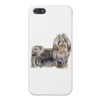 Shih Tzu iPhone 5 Hud