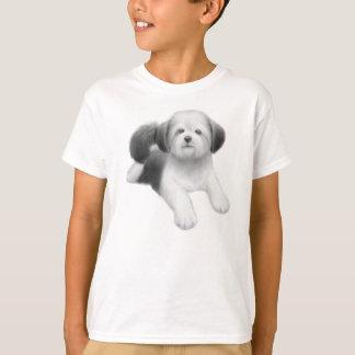 Shih Tzu lurar T-tröja T Shirt