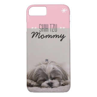 Shih Tzu mammaiphone case