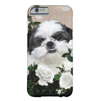 Shih Tzu med ro Barely There iPhone 6 Skal