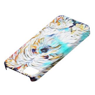 Shih tzuiphone case iPhone 5 Case-Mate skydd