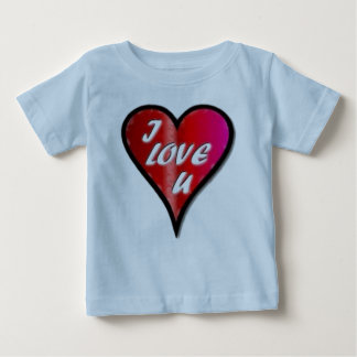 Shirt. för babyluvya tröja