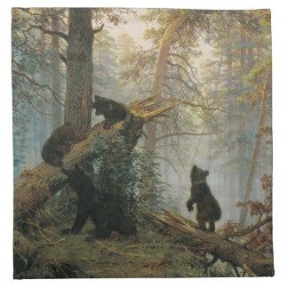 Shiskins servetter för skogtrasa