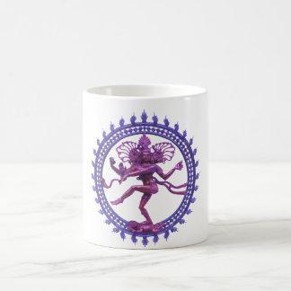 Shiva dansmugg kaffemugg