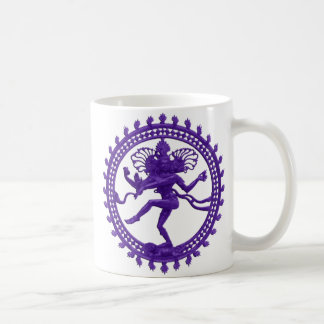 Shiva den kosmiska dansare kaffemugg