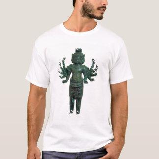 Shiva med många ärmar och huvud, Angkor T-shirt