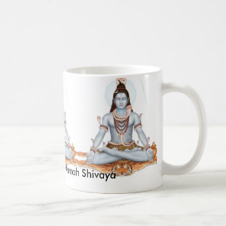 Shiva meditationmugg kaffemugg