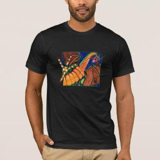 Shivan drakeutslagsplats tee shirts