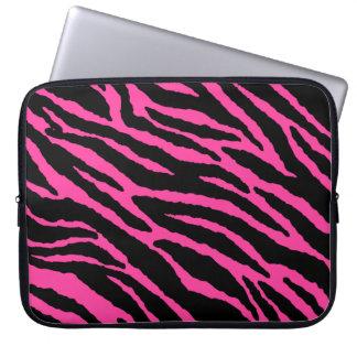 Shock rosasebralaptop sleeve laptopskydd