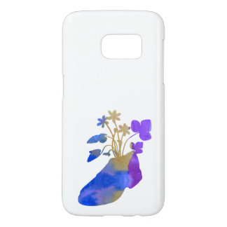 Shoeflowers Galaxy S5 Skal