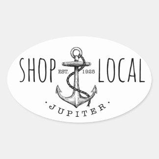 Shoppa den lokalJupiter klistermärken