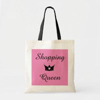 Shoppa drottningtoto budget tygkasse