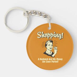 Shoppa: Make och hans pengar