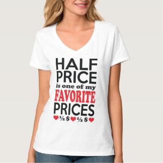 Shoppare/Shopaholic för fyndjägare rolig Tshirts