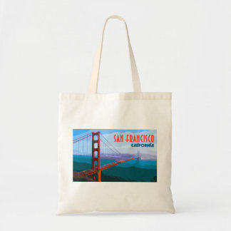 Shopping bag för San Francisco vintage resortoto Tygkasse