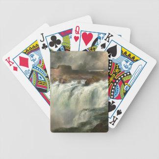 Shoshonenedgångar på Snaket River - Thomasen Moran Spelkort