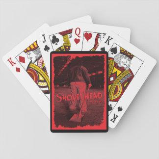 SHOVELHEAD FILMEN - leka kort! Spel Kort