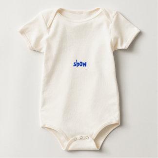 show body för baby