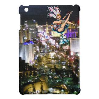 Showgirl på den Las Vegas remsan iPad Mini Fodral