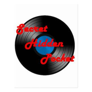 Shp-vinyl Vykort
