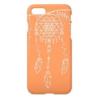 Shri Yantra/fodral för plus för drömstoppareiPhone iPhone 7 Skal
