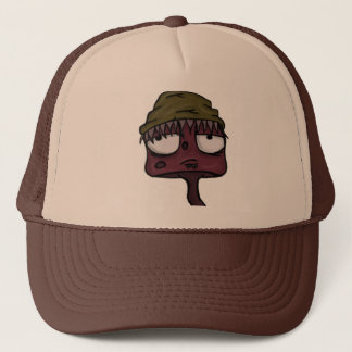 Shroom hatt truckerkeps