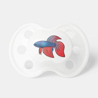 Siamese stridighetfisk napp