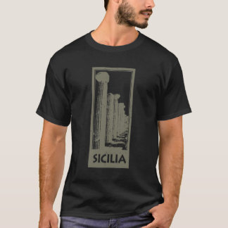 Sicilia fördärvar t-shirt