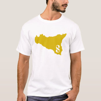 Sicilia guld tröja