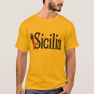 Sicilia t-skjorta tröjor