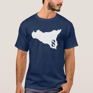 Sicilia vit tee shirts