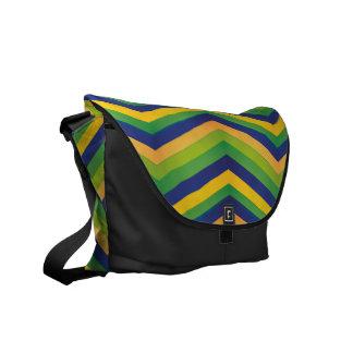 SicksackBrasilien design Messenger Bag