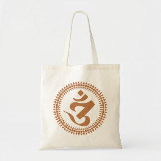 Siddham Om hänger lös den små totot Tygkasse