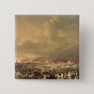 Siegen av Lille av Albert de Saxe-Tachen Standard Kanpp Fyrkantig 5.1 Cm