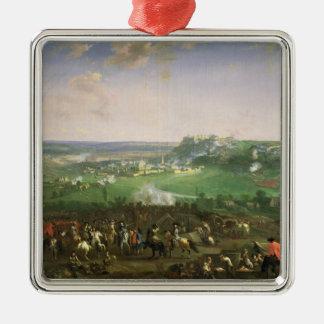 Siegen av Namur, 1659 Julgransprydnad Metall