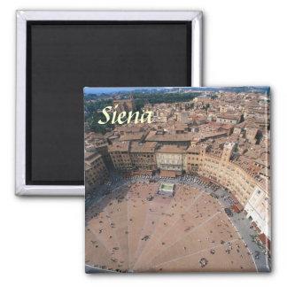 Siena italienmagnet magnet