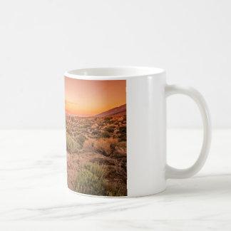 Sierra Foothillssolnedgång Kaffemugg