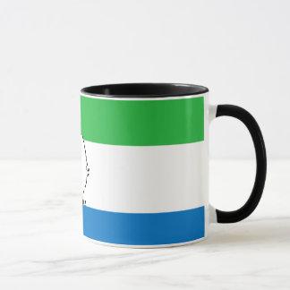 Sierra Leone mugg