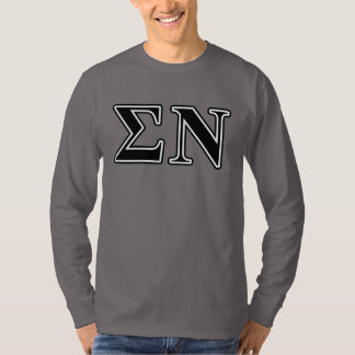Sigmaen Nu svärtar T-shirt