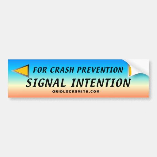 SIGNAL-INTENTION BILDEKALER